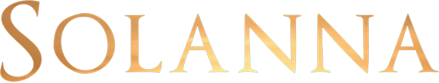 solanna name graphic